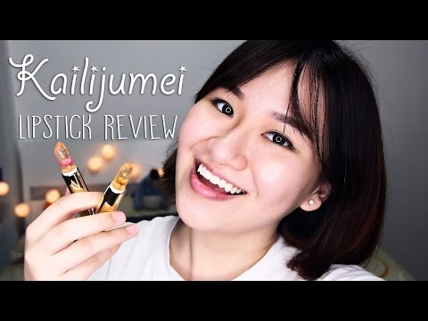 review:-first-impressions-on-kailijumei-flower-jelly-lipstick-review