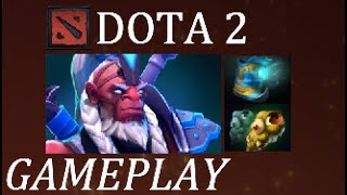PRACTICING COMMUNICATION | Dota 2 Disruptor Ranked Gameplay Commentary