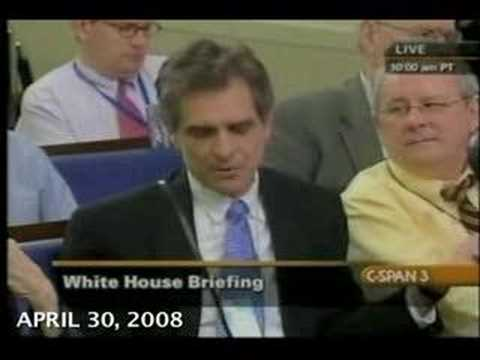 White House Dodges Pentagon Pundits Question