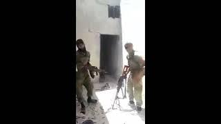 Сирия. Боевики ведут бои с САА в провинции Алеппо