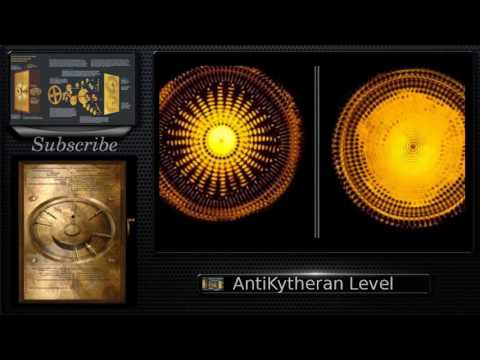 Planets Stars and Their Cymatic Frequencies and Vibration Patterns Antikytheran Level