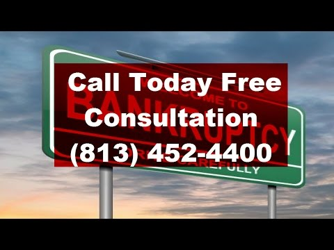 Emergency Bankruptcy Attorney in Tampa|(813) 452-4400|Lawyer|Chapter 7|Chapter 13|Foreclosure|Filing