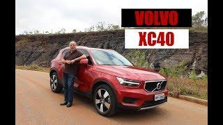 Volvo Xc40 2019 - Teste Com O Emilio Camanzi