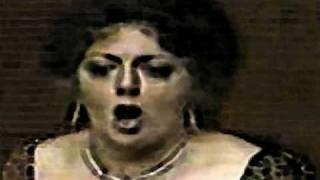 Tatiana Troyanos. Aida. Judgement scene