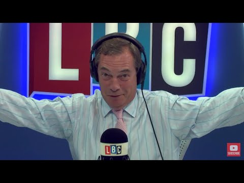 The Nigel Farage Show: Should drugs be legalised in Britain? Live LBC - 20th September 2017
