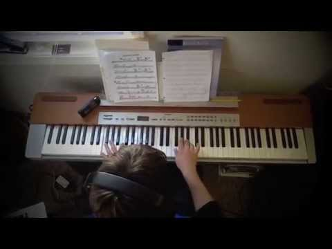 happy pharrell williams piano cover youtube. Black Bedroom Furniture Sets. Home Design Ideas