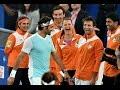 Roger Federer - Top 10 Exhibition Points ● Part 3