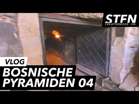 RAVNE - das HEILENDE Tunnel-Labyrinth? Bosnische Pyramiden #04