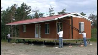 Дома трансформеры в России