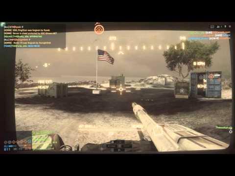 [Fr] Battlefield 4 coop : Healton,une bête au tank