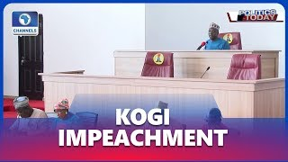 Kogi Assembly Declares Deputy Gov Achuba Impeached