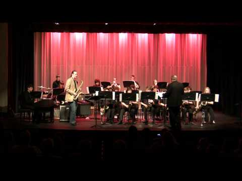Crunchy Frog by Kenyon Carter and the FBHS Jazz Band