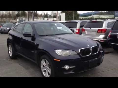 2012 BMW X6 xDrive35i for sale at Eagle Ridge GM in Coquitlam, BC