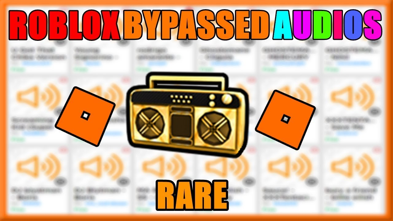 Roblox Song Codes 2019 Bypassed Youtube Roblox Bypassed Audios 2019