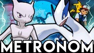 Pokémon Metronom-Battle! 1. Film VS 2. Film