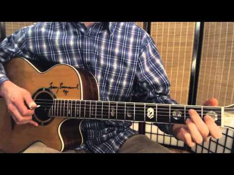 I Go To Rio (Tommy Emmanuel) - fingerstyle lesson