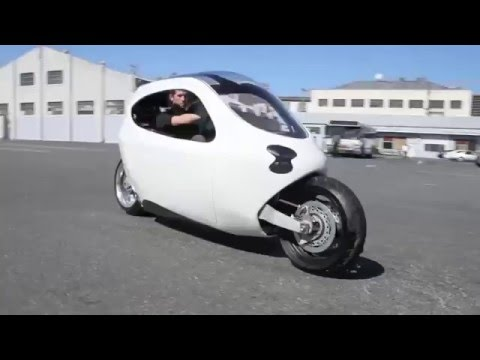Two Wheeler Self Balancing Electric Car