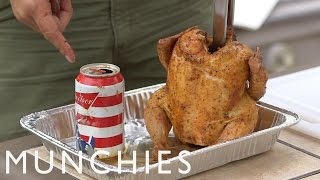 how to: Make Beer Can Chicken