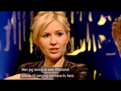 Dido- Interview and No Freedom Live at Skavlan 2013