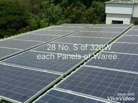 Solar Power Installations