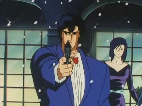 City Hunter Ryo Saeba Vs Lodos Mafia
