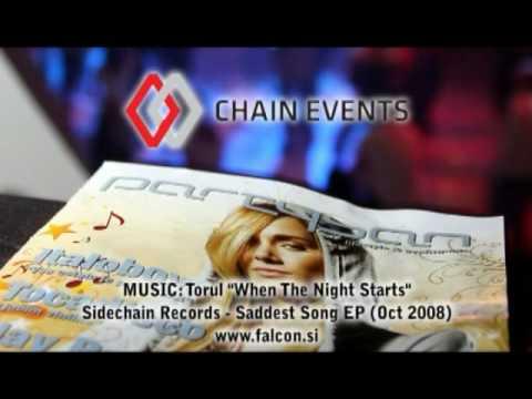 Chain Events presents PLAY - 26 Dec 2008 - Festivalna dvorana, Ljubljana