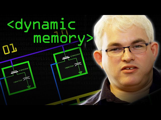 Why My Computer Wants to Forget (How Dynamic Memory Works) - Computerphile