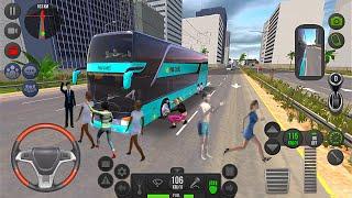 3D Bus Game 버스 시뮬레이터 궁극 screenshot 3