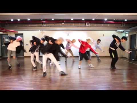 ToppDogg (탑독) - THE BEAT Dance Practice Ver. (Mirrored)