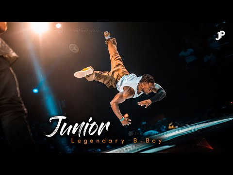 Bboy Junior • Best of Legend Part I