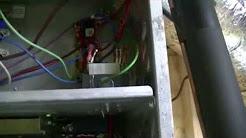 HVAC Service- Low Voltage Short Repair