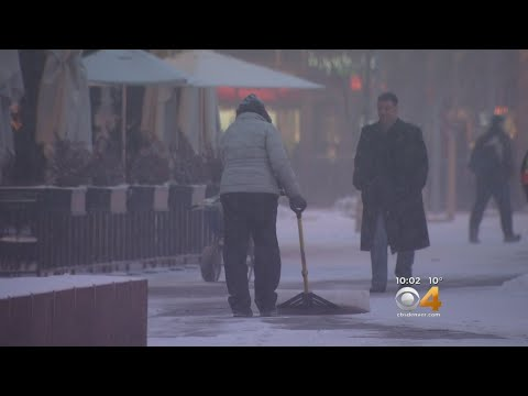 Thousands Take President's Day Snow Storm In Stride