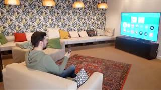 видео телевизор Панасоник