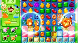 Candy Crush Jelly Saga Level 1252 *** NO BOOSTERS