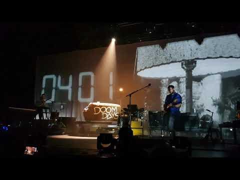 Bastille - '4AM' [4K] (Clear audio) @ Manchester Victoria Warehouse 03.02.19