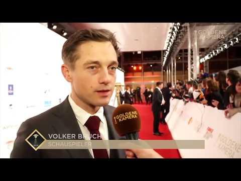 GOLDENE KAMERA 2018:  mit Volker Bruch