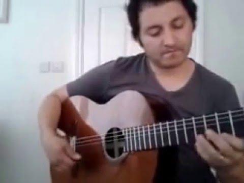 Jorge plays Django's Tiger by Django Reinhardt