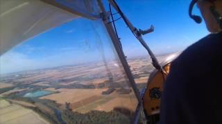 Fliying the AeroKuhlmann Scub