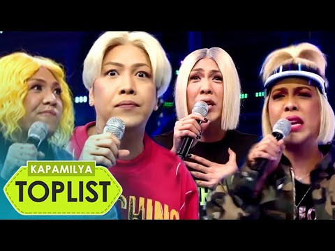 Kapamilya Toplist: 20 funniest Vice Ganda 'gigil' moments th