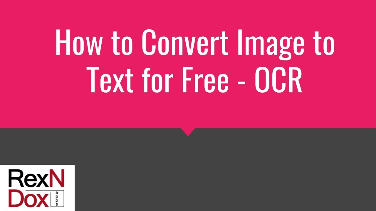 pdf to text online free ocr