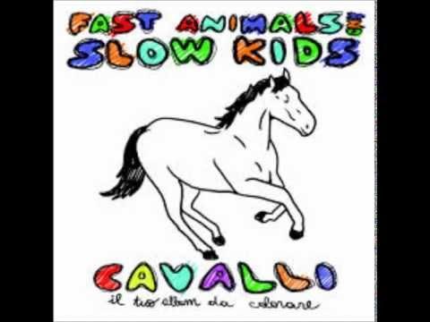 Fast Animals and Slow Kids - Copernico