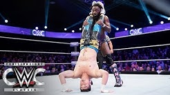 Rich Swann vs. T.J. Perkins - Quarterfinal Match:  Cruiserweight Classic, Sept. 7, 2016