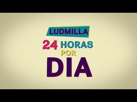 Ludmilla - 24 horas por dia - Letra [Lyric Video]
