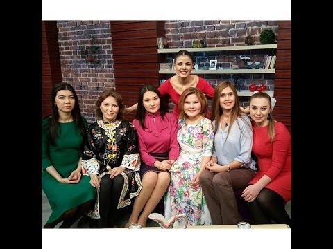 Spikerlerimizden Türk Lehçelerinde Kadınlar Günü Kutlaması - Yenigün - TRT Avaz