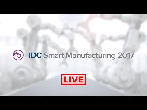 IDC Türkiye Smart Manufacturing 2017 (Live Stream)