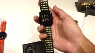 Trên Tay Xiaomi Weloop Hey S3: pin 30 ngày, có GPS, chống nước 50 mét, giá 1,8 triệu