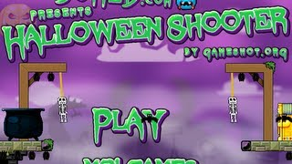 Halloween shooter-Game Show