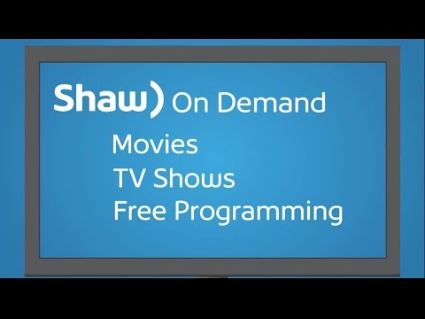 are there free movies on shaw on demand
