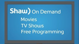Ordering Shaw On Demand | Support & How to - Classic Guide | Shaw