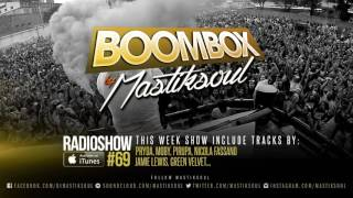 Boombox by Mastiksoul week#69